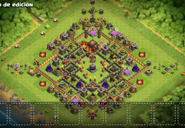Diseño TH9.5 Proteger Elixir Oscuro by Renzo Luna Farming TH10