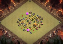 TH5 War Base de Guerra para Ayuntamiento 5