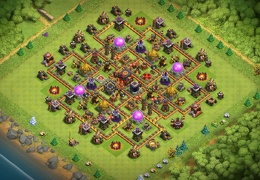 Protect Dark Elixir TH10, Progeter Elixir Oscuro TH10