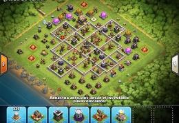 TH10.5 Base Layout Not New Defensas, Ayuntamiento 11 Sin Nuevas Defensas 10.5