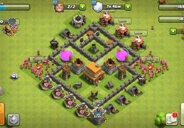 #0863 Farming Base Layout TH4, Diseño Para Ayuntamiento 4
