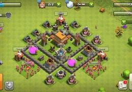 #0869 Farming Base Layout TH4, Diseño Farming Ayuntamiento 4