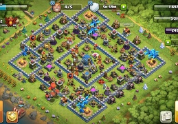 Trophy Base and Elixir Protect, Subida de Copas y Proteger Elixir