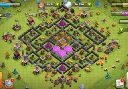 #1526 Farming Base TH8, Storages Together, Almacenes Juntos, Diseño Farming