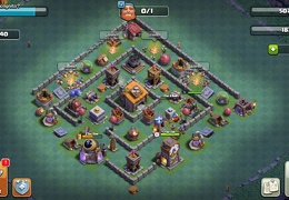 #1648 Base Layout for BH6, Diseño Taller Nivel 6