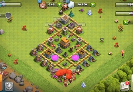 #1668 Base Layout for TH5, Diseño Ayuntamiento 5
