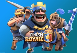 Fondo de Clash Royale, Wallpaper