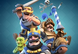 Clash Royale, HD Wallpaper, Fondo Gratis