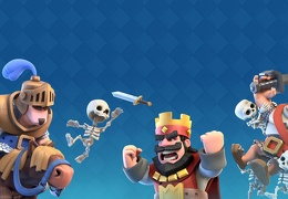 Principe, Caballero, Clash Royale Wallpaper